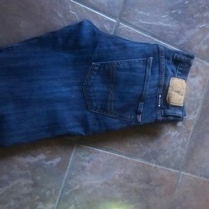 Mens lucky brand jeans